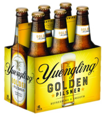 YUENGLING GOLDEN PILSNER12OZ 6PK NR-12OZ-Beer