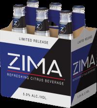 ZIMA 6PKS NR-12OZ-Beer
