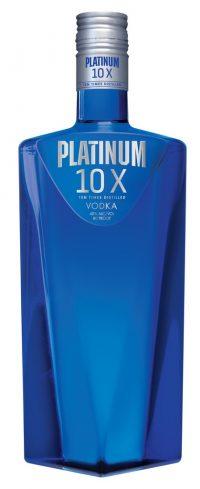 Platinum 10X Vodka 750ml