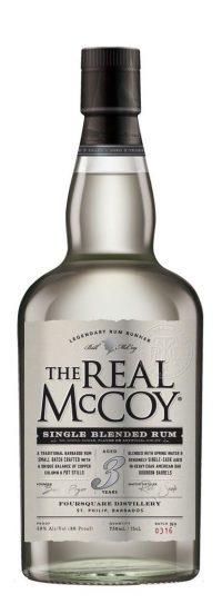 Real McCoy 3 Yr Old Rum 750ml