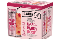 Smirnoff Spiked Rose Seltzer
