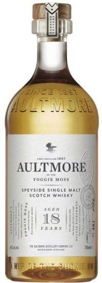 Aultmore 18 yr 750ml
