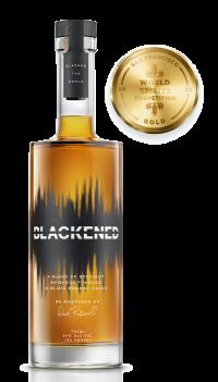 BLACKENED American Whiskey
