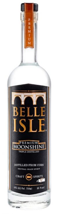 Belle Isle Premium Moonshine 750ml