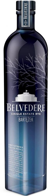 Belvedere Single Estate Lake Bartezek Vodka 1.0L