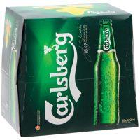 Carlsberg 12pk Btls