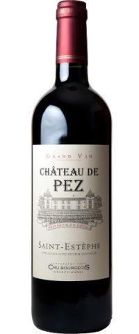 Chateau De Pez St Estephe 750ml