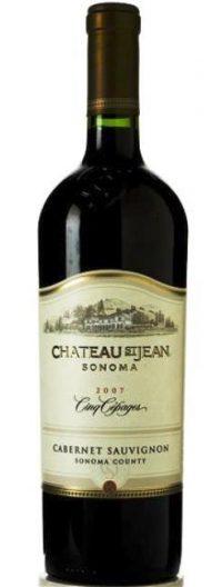 Chateau St Jean Cabernet Cinq Cepages 750ml