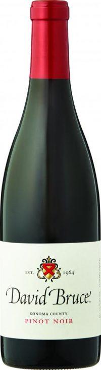 David Bruce Sonoma Pinot Noir 750ml