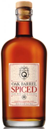 Don Q Oak Barrel Spiced Rum 750ml