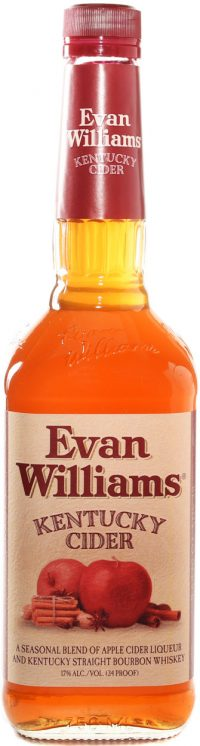 Evan Williams Cider 750ml