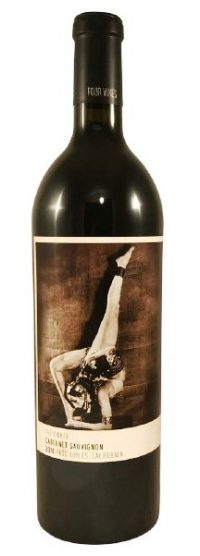 Four Vines Cabernet the Kinker 750ml