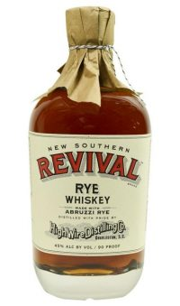 High Wire Revival Rye 750ml