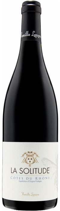 La Solitude Cotes Du Rhone Red