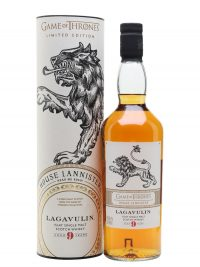 Lagavulin 9yr Game of Thrones House Lannister 750ml