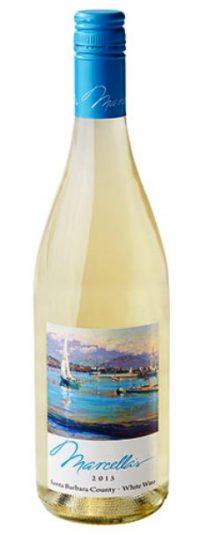 Marcellas White Wine 750ml