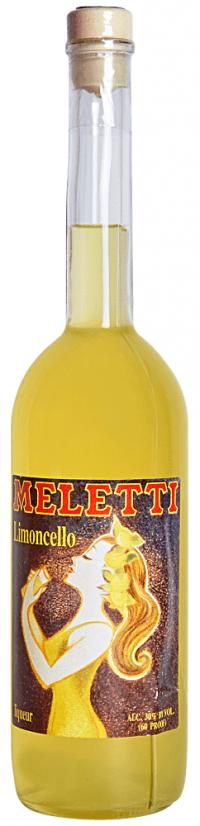 Meletti Limoncello Liqueur 750ml