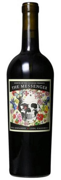 Ministry The Messenger Cabernet 750ml