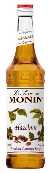 Monin Hazelnut 750ml