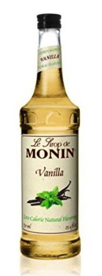 Monin Vanilla 750ml