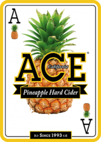 Ace Cider Pineapple 12oz 12pk cn