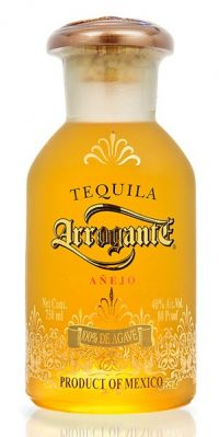 Arrogante Supreme Anejo Tequila 750ml