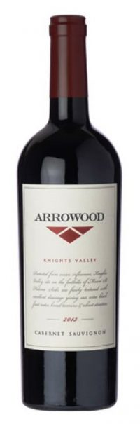 Arrowood Knights Valley Cabernet 750ml