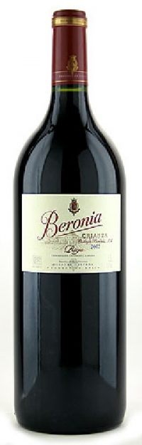 Beronia Crianza Rioja 750ml