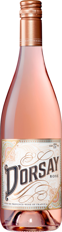D Orsay Provenc Rose 750ml