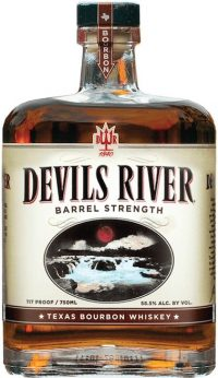 Devils River Barrel Strength 750ml