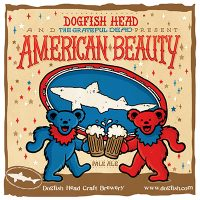 Dogfish Head American Beauty 12oz 6pk btls