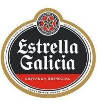 Estrella Galicia 11.2oz 6pk cn