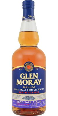 Glen Moray Speyside Port Cask 750ml