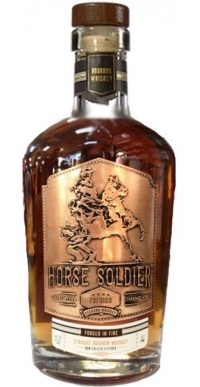 Horse Soldier Straight Bourbon Forged 750ml