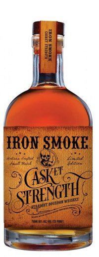 Iron Smoke Cask Strength 750ml