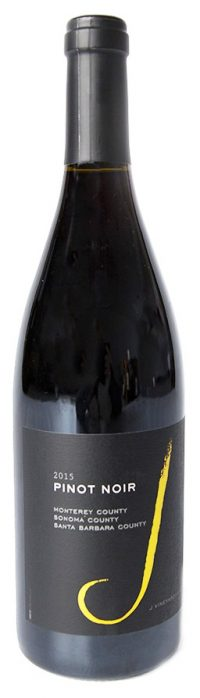 J Vineyard Black Pinot Noir 375ml