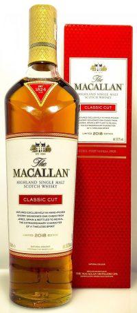Macallan Classic Cut 2018 Edition 750ml
