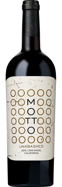 Motto Unbashed Zinfandel 750ml