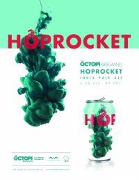 Octopi Hop Rocket IPA 12oz 6pk cn