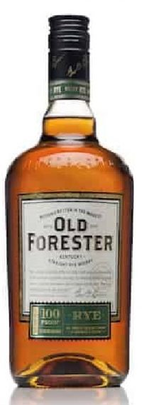 Old Forester 100 Proof Rye 1.0L