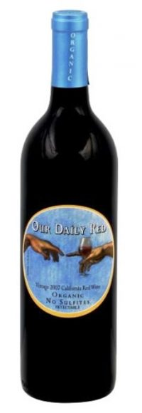 Our Daily Red Organic 1.5L