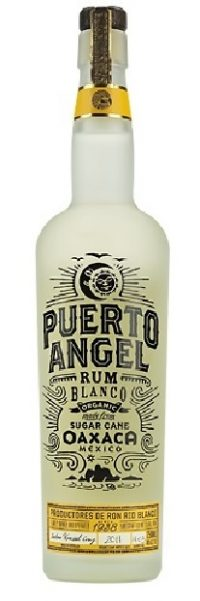 Puerto Angel Blanco Rum 750ml
