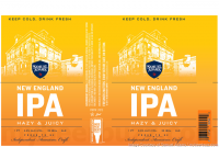 Sam Adams New England Hazy IPA 12oz 6pk cn