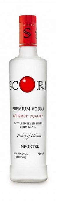 Score Vodka 750ml
