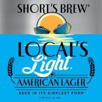 Shorts Brew Locals Light 12oz 6pk Cn