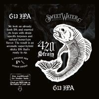 Sweetwater 420 G-13 Strain 12oz 12pk cn