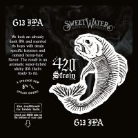 Sweetwater 420 G-13 Strain 16oz sng cn