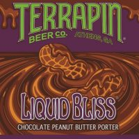 Terrapin Liquid Bliss Chocolate Peanut Butter Porter 12oz 6pk cn