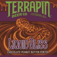 Terrapin Liquid Bliss Chocolate Peanut Butter Porter 12oz 6pk cn