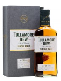 Tullamore Dew 18yr Single Malt 750ml